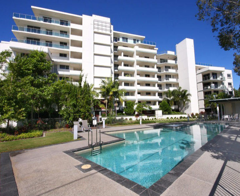 Dent Property Maroochydore Apartments